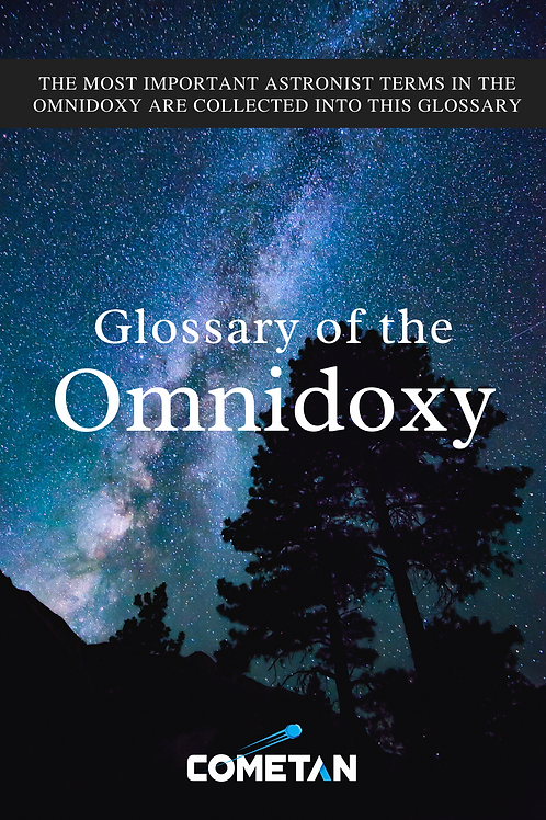 Glossary of the Omnidoxy