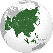 Astronism in Asia is the presence of the Astronist religion throughout the countries on the continent of Asia as a major part of the worldwide Astronist Institution.