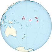 Astronism in Kiribati refers to the presence of the Astronist religion in the Republic of Kiribati, as part of the worldwide Astronist Institution.