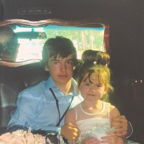 Cometan & His Sister, Charlotte Sophia,