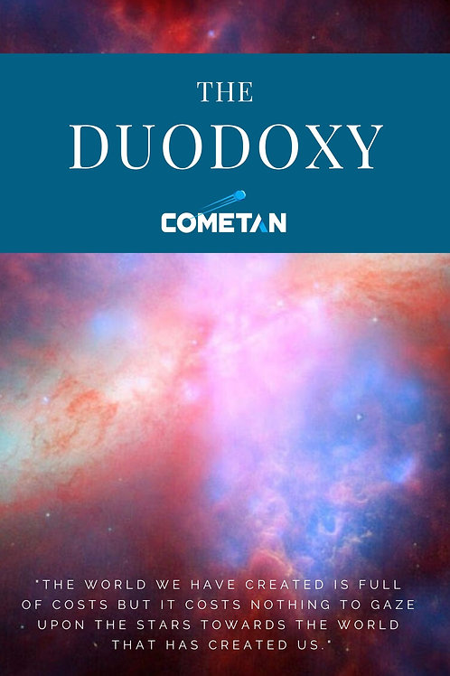 The Duodoxy: The Principles of The Logical Cosmos by Cometan