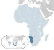 Astronism in Namibia refers to the presence of the Astronist religion in the Republic of Namibia, as part of the worldwide Astronist Institution.