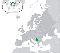 Astronism in Serbia refers to the presence of the Astronist religion in the Republic of Serbia, as part of the worldwide Astronist Institution.