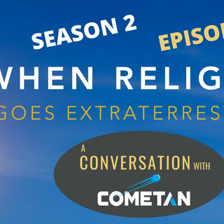 When Religion Goes Extraterrestrial