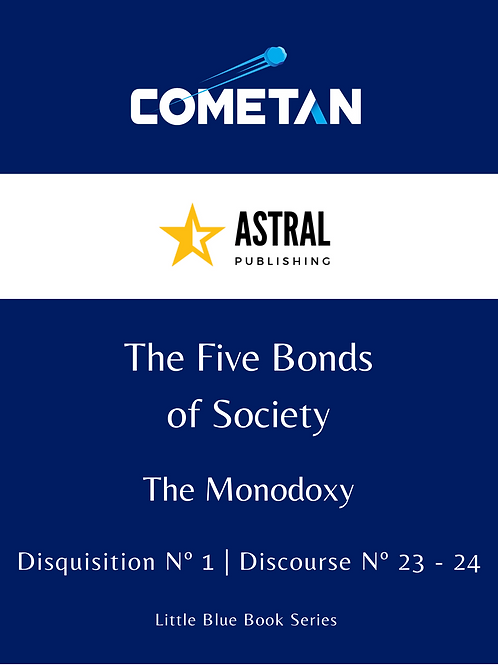 The Five Bonds of Society by Cometan
