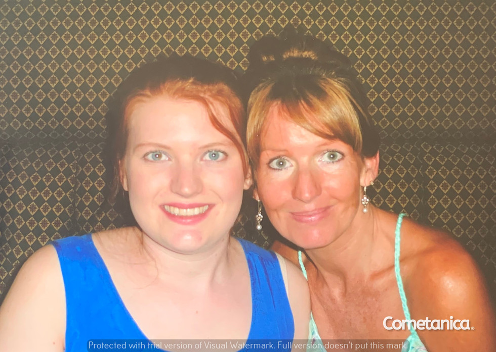 Mother & Sister of Cometan Close-up
