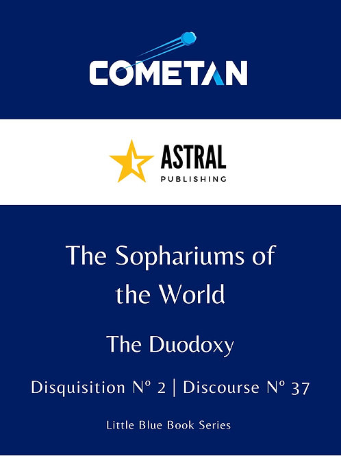 The Sophariums of the World by Cometan