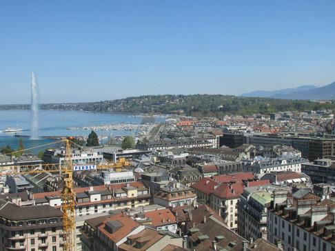 Over Geneva