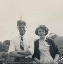 Bill & Hilda Warbrick, grandparents of C