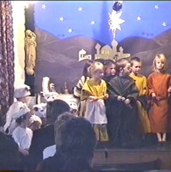 Part 1 of Cometan in Primary School Play