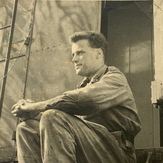 Grandfather of Cometan, William Warbrick