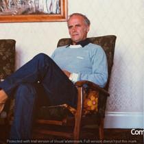 Grandfather of Cometan Contemplating