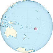 Astronism in the Cook Islands refers to the presence of the Astronist religion in the island country of the Cook Islands, as part of the worldwide Astronist Institution.