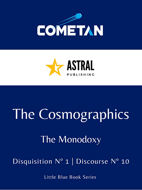 The Cosmographics by Cometan