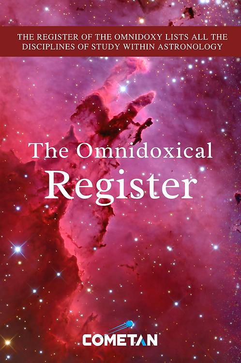 Omnidoxical Register
