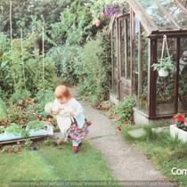 Lucia Natalie In The Brooklands Garden.j