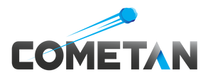 Official universal logo for Cometan