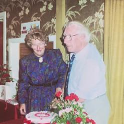 Monica & George Bolton's Wedding Anniver