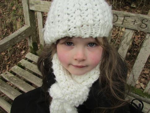 Astria (Charlotte Sophia) Is Cute In Spring