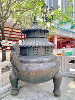 Taoist Temple Photo Taken by Cometan