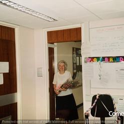 Cometan's Grandmother, Hilda Warbrick, F