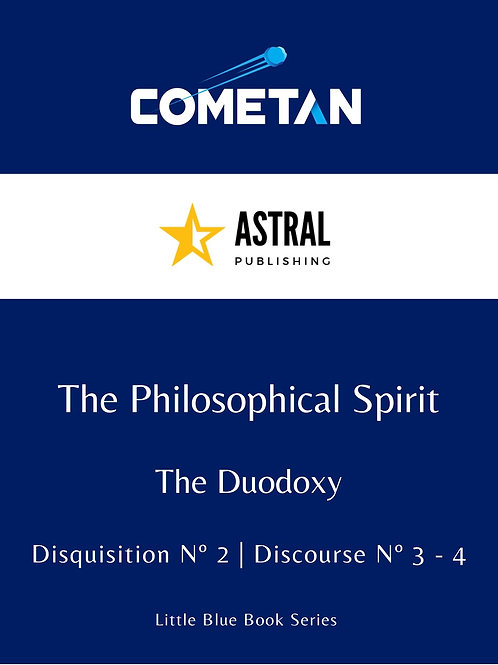 The Philosophical Spirit by Cometan