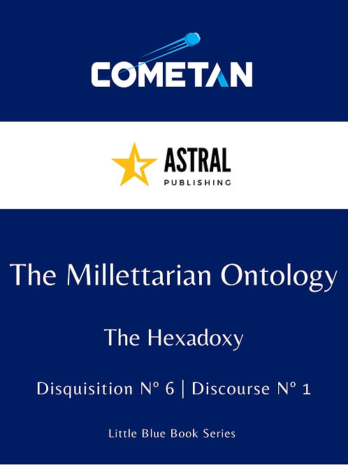 The Astronic Ontology by Cometan