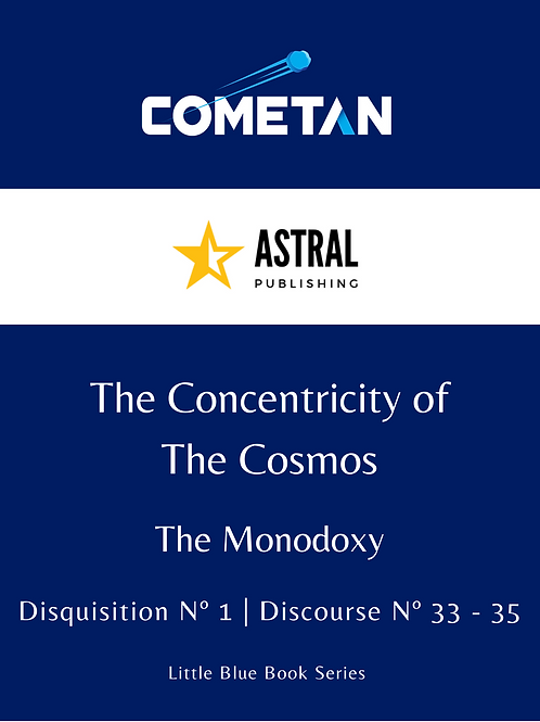 The Concentricity of The Cosmos by Cometan