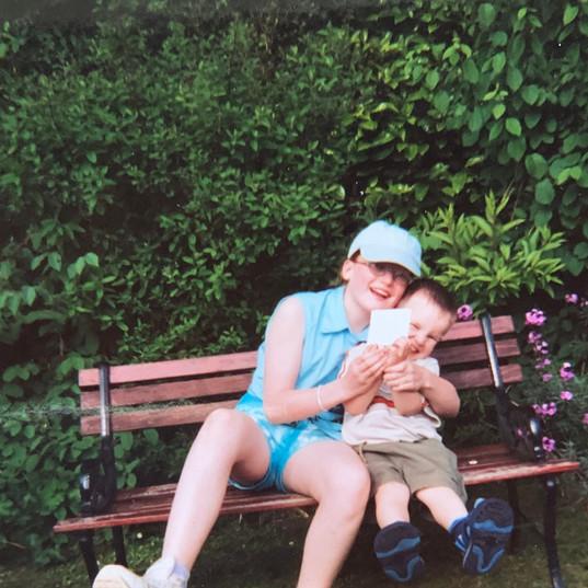 Lucia Natalie Hugging Cometan.jpg