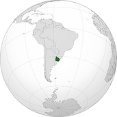 Astronism in Uruguay refers to the presence of the Astronist religion in the Oriental Republic of Uruguay, as part of the worldwide Astronist Institution.