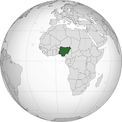 Astronism in Nigeria refers to the presence of the Astronist religion in the Federal Republic of Nigeria, as part of the worldwide Astronist Institution.