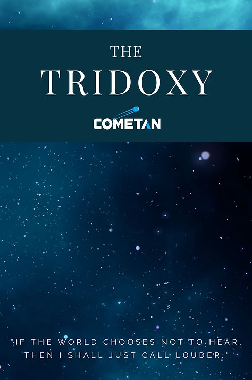 The Tridoxy: The Principles of Aid & Stewardship by Cometan
