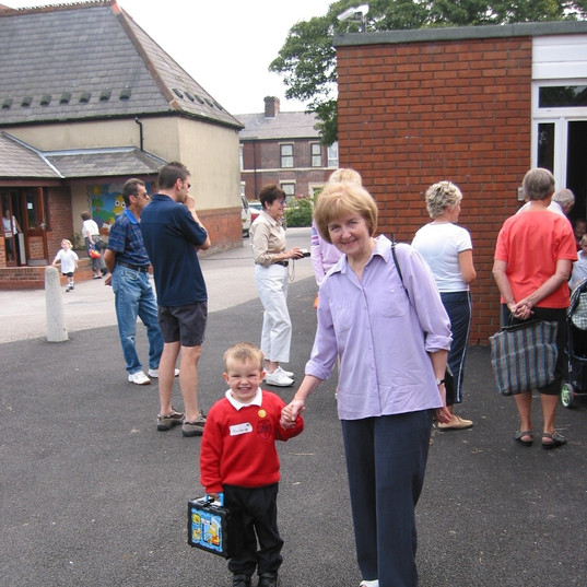 Cometan's First Day at Primary School.jp