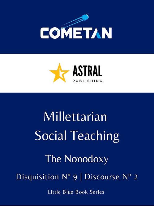 Millettarian Social Teaching by Cometan