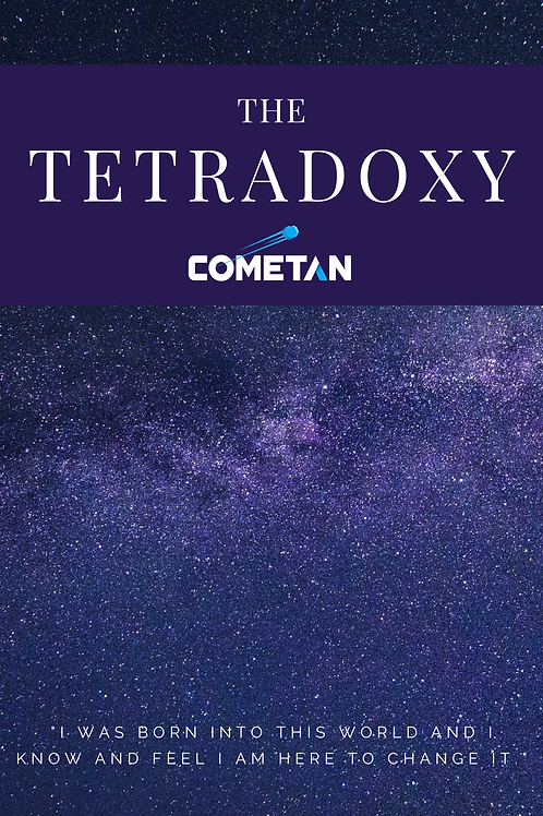 The Tetradoxy: The Principles of Justice & Patience by Cometan