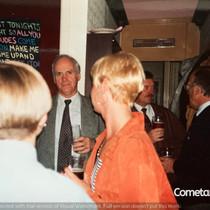 Grandfather of Cometan, Bill Warbrick, A