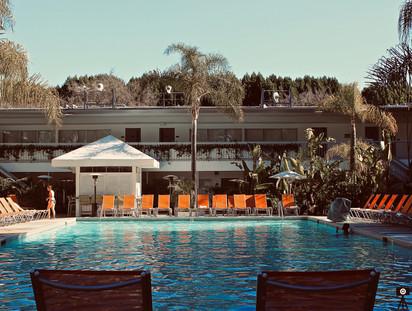 Shining Swimming Pool