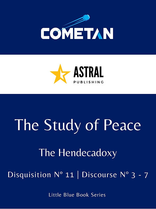 The Study of Peace by Cometan