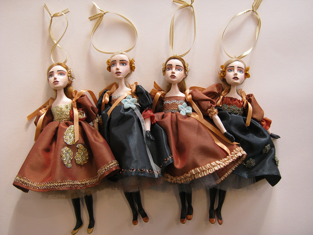 Attic Dolls