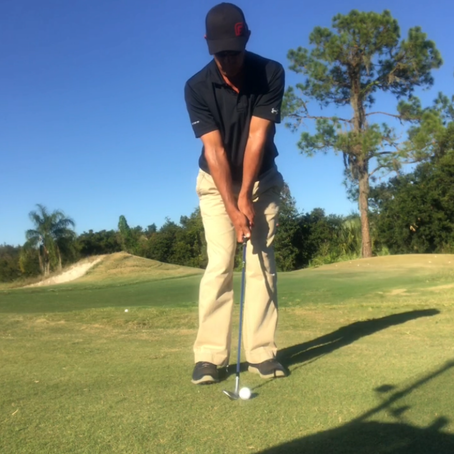 Chipping and Pitching