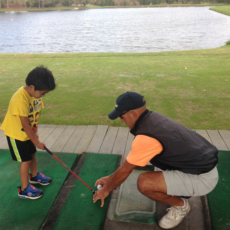 When Is The Right Time To Start Your Child In Golf?