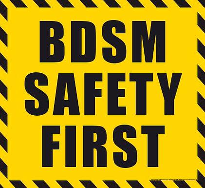 8 Reglas básicas para que el BDSM sea más seguro