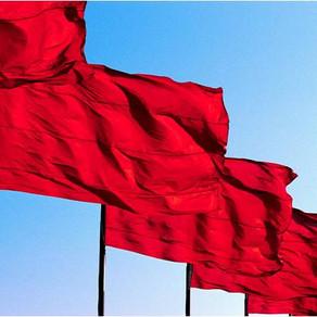 Banderas Rojas en el BDSM