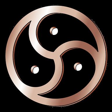 El emblema del BDSM: el Triskel