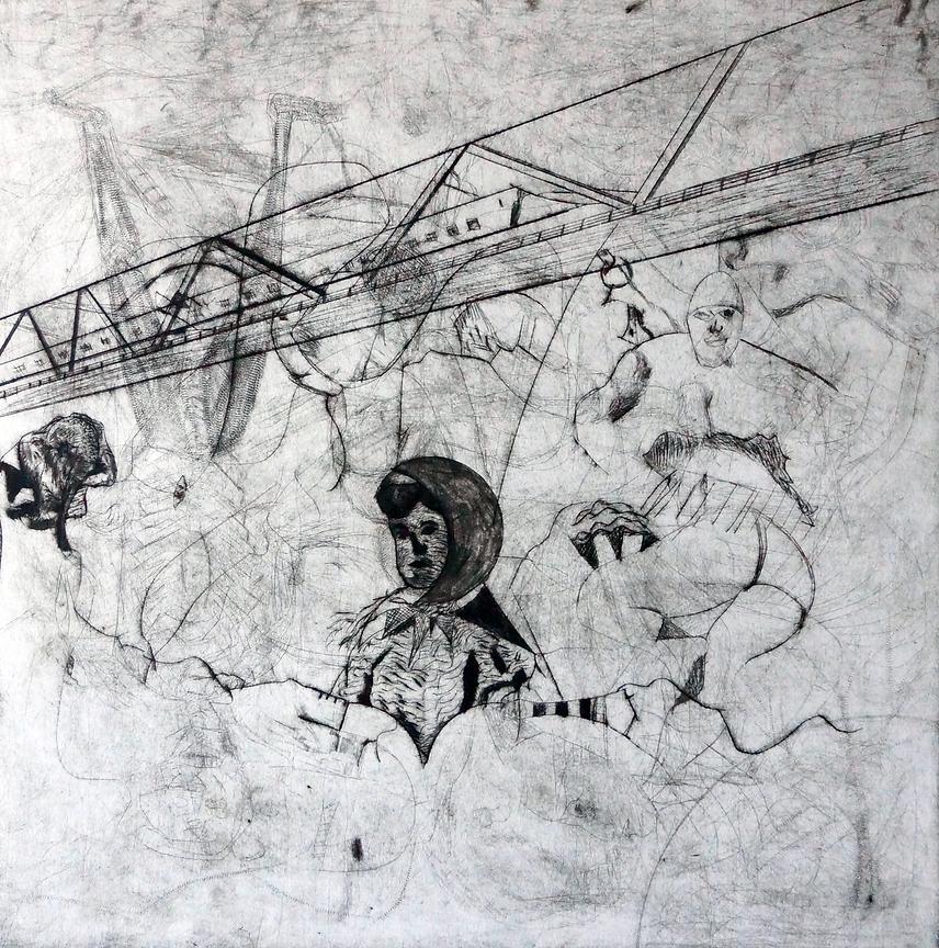 Noel Vargas | Larimar Art Gallery | Oaxaca de Juárez, Mexico