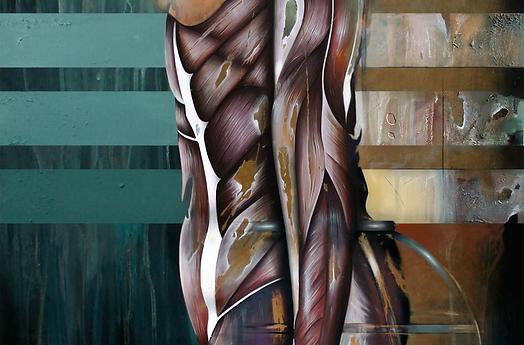 Francesco Rucher | Pintura | Larimar Art Gallery | Oaxaca de Juárez, Mexico