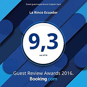 😍 Guest Review Awards 2016 😍_bookingco