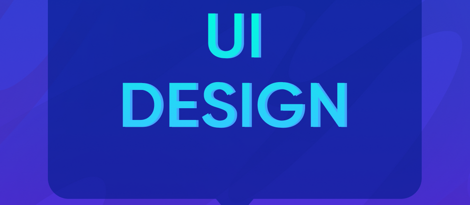 UXMP Mentor 2020 Introduction: UI Design