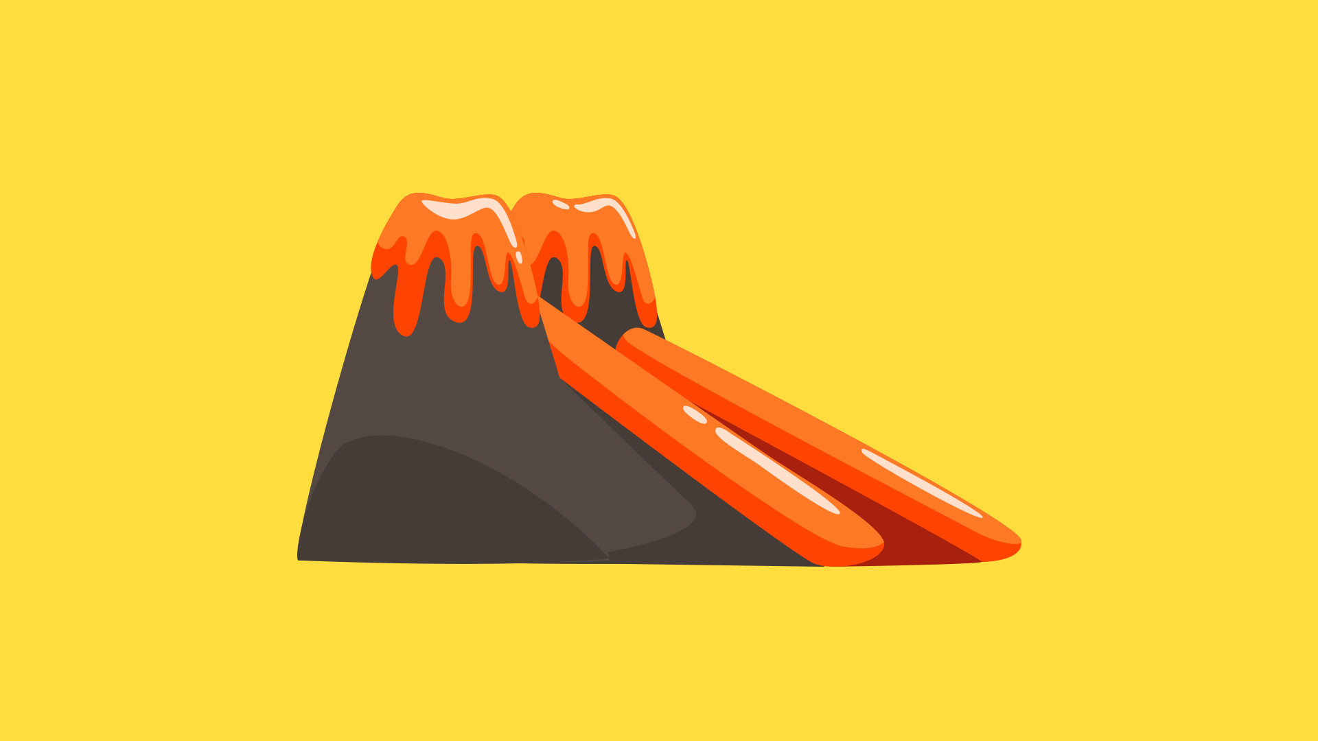 Volcano Bounce House