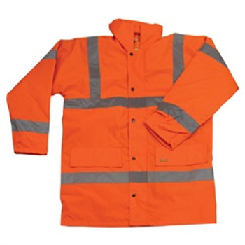 Anorak Highway Orange